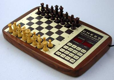 The Chess Machine